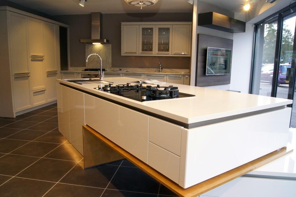 Schmidt kitchen showroom loughton rock and co granite ltd - Schmidt kitchens ...