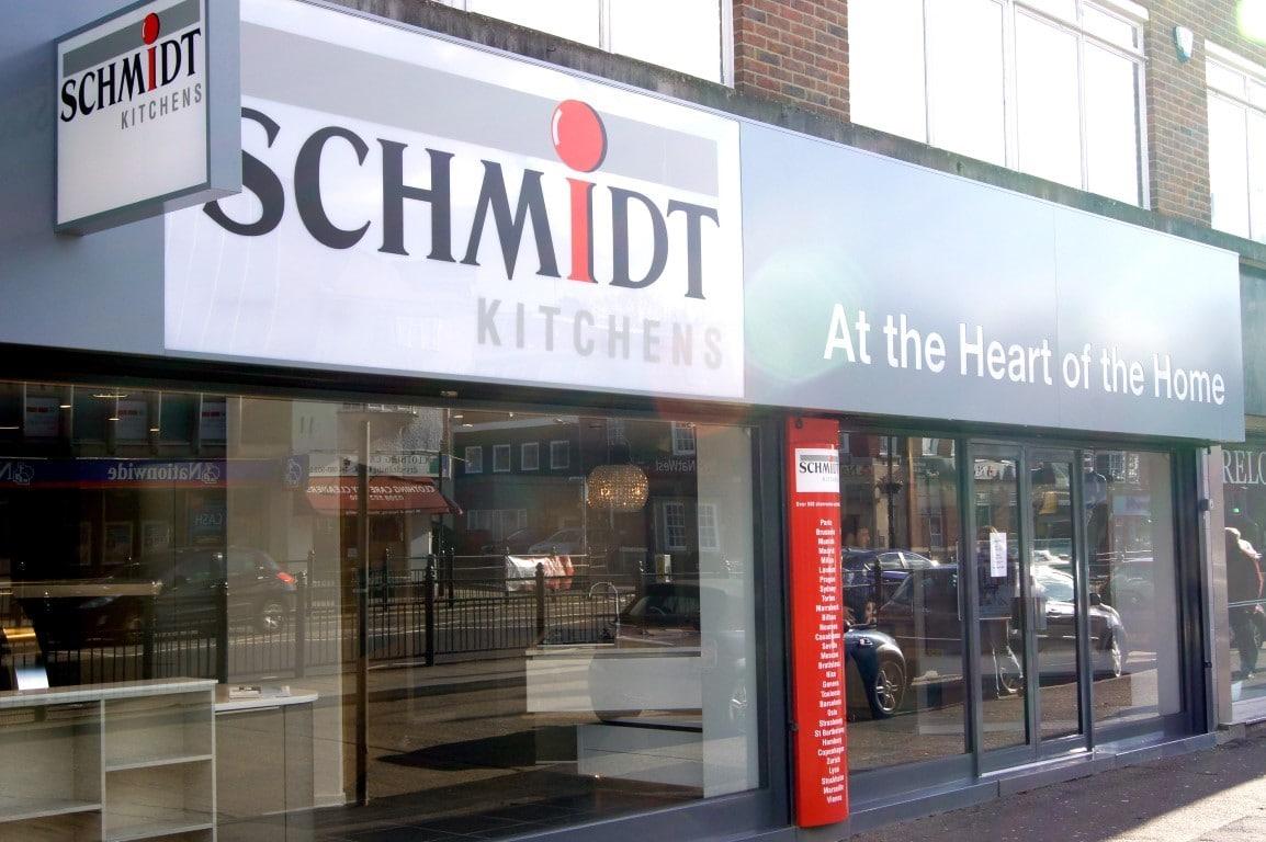 Schmidt Kitchen Showroom – Loughton