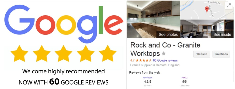 google reviews rock and co 60