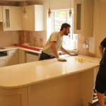 bianco de lusso quartz worktops installation stevenage
