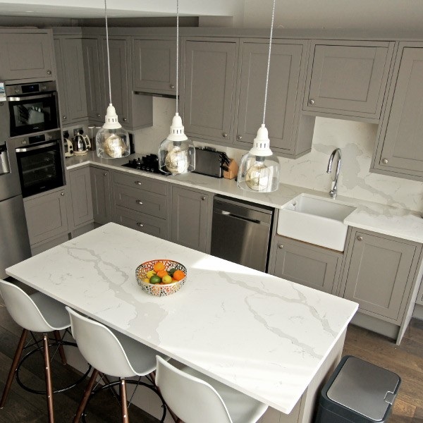 quartz worktops example
