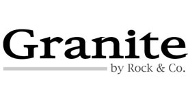 granite by rock and co logo