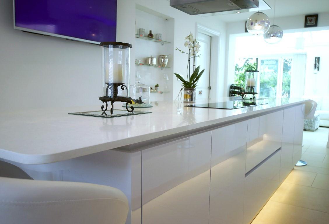 Bianco Marmo Suprema - Urban Quartz - Rock and Co Granite Ltd
