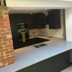 bianco puro urban quartz kitchen worktops