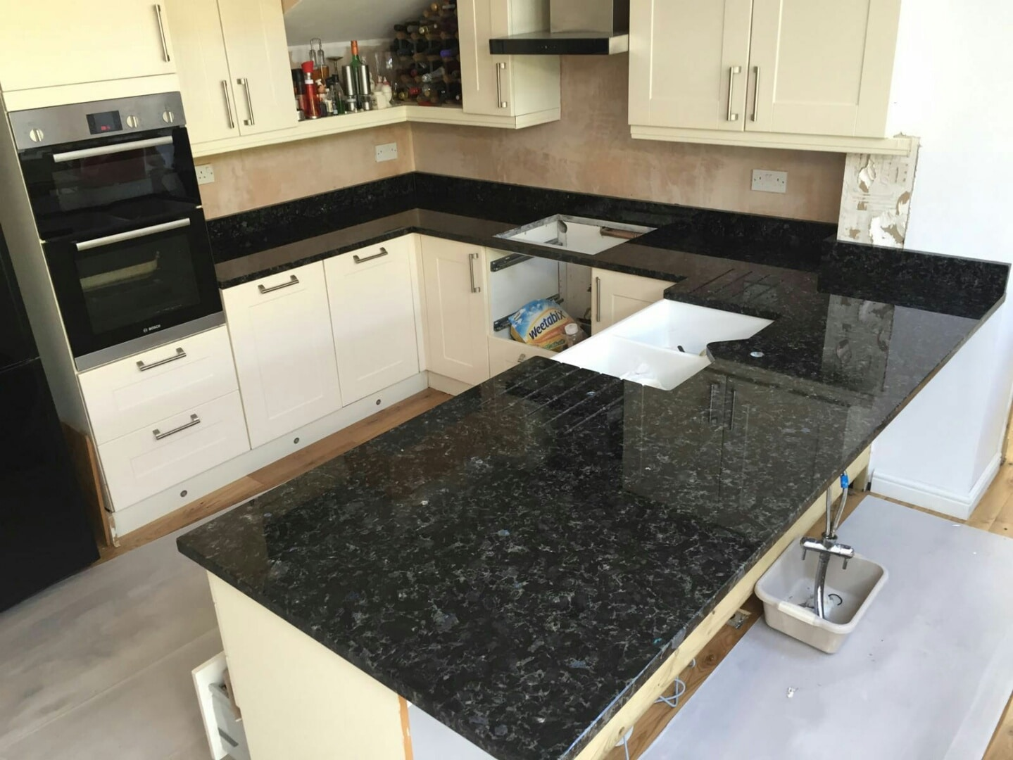 Volga Blue Granite Rock And Co Granite Ltd