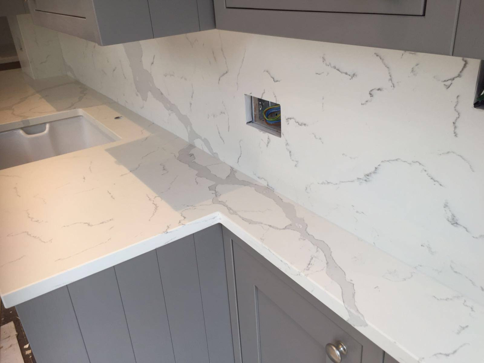 Calacutta Urban Quartz Rock And Co Granite Ltd