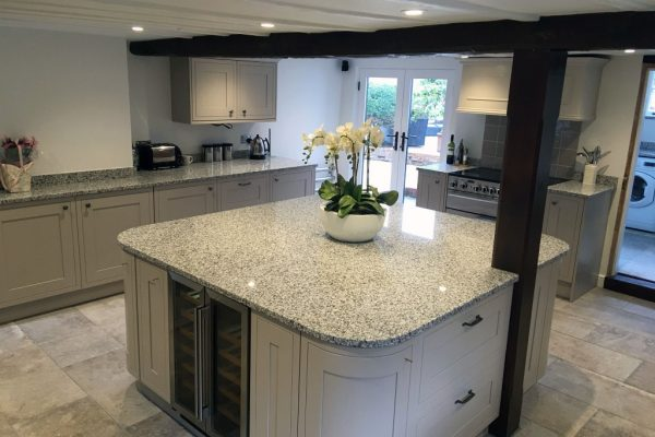champagne auora granite by rock and co