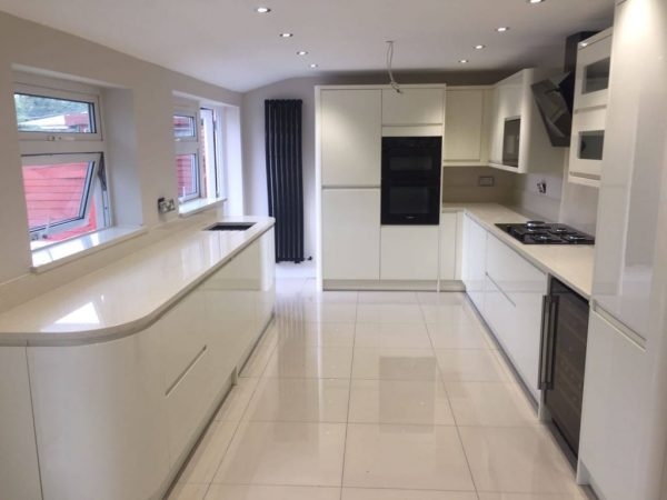 crema stella urban quartz kitchen worktops