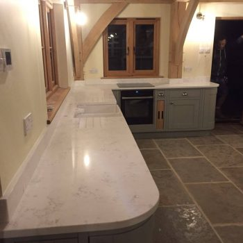 carrera urban quartz worktops
