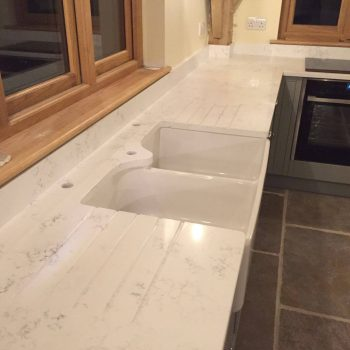carrera kitchen worktop