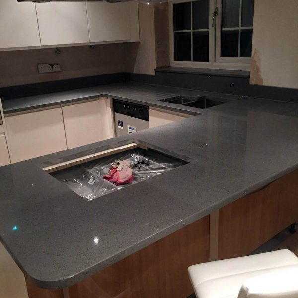 Grigio Scuro Stella Urban Quartz Rock And Co Granite Ltd