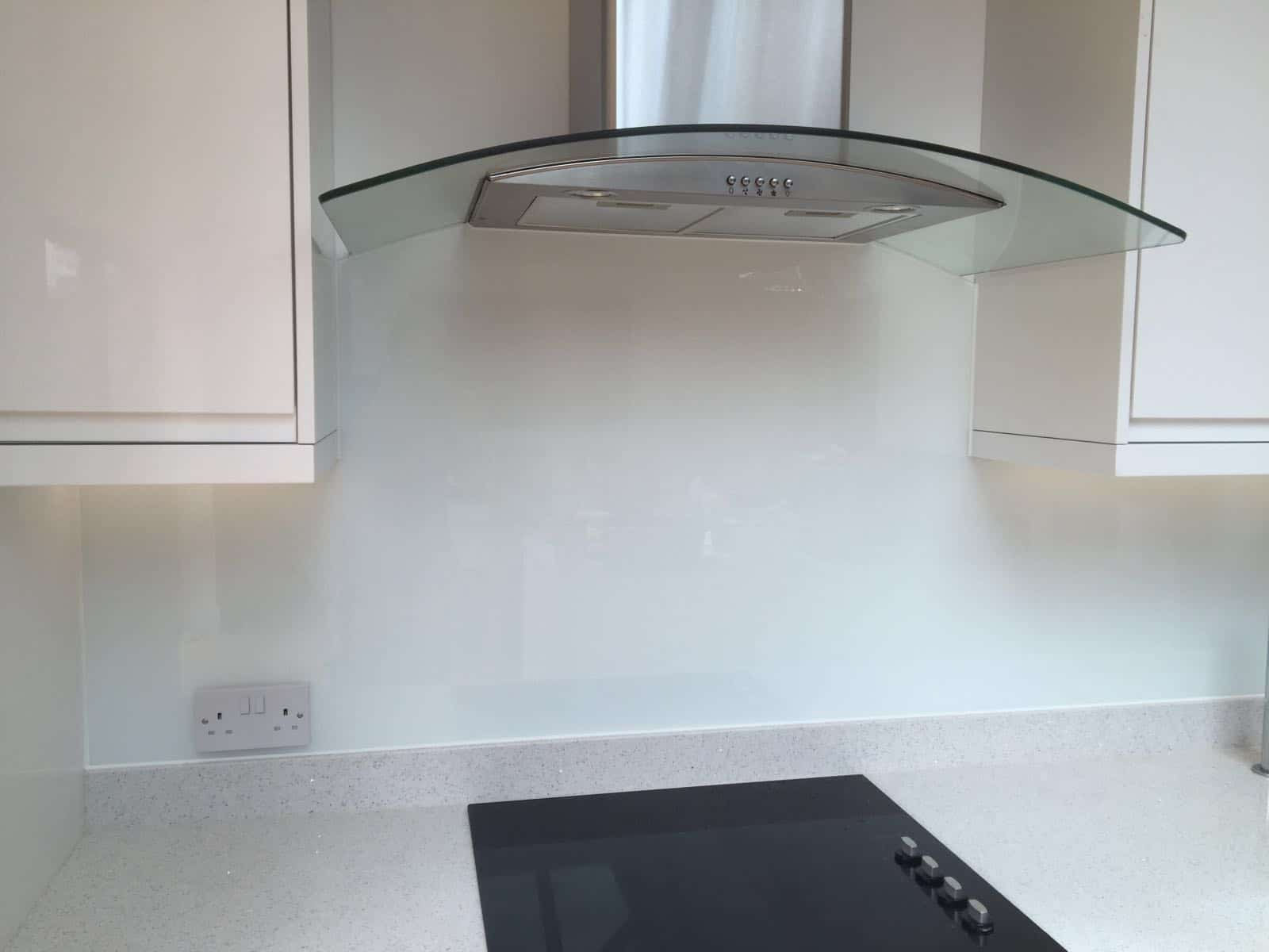 Glass Splashbacks - Rock and Co Granite Ltd
