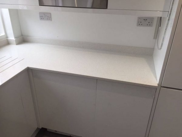 urban quartz cream starlight quartz worktop