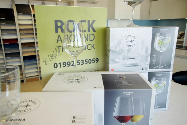bormioli glass set giveaway