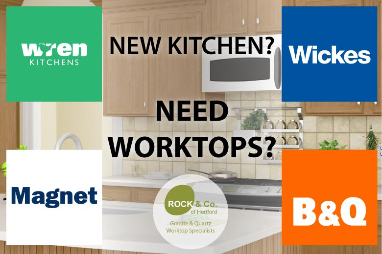 kitchen worktops for new kitchens from wickes wren b and q and magnet