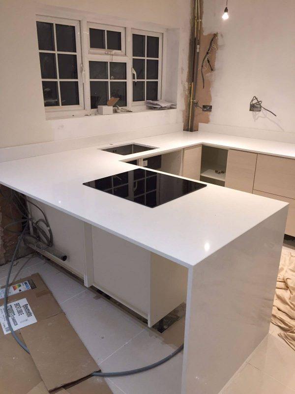 Bianco Marmo Suprema White Quartz