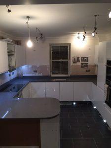 grigio scuro stella urban quartz kitchen worktops