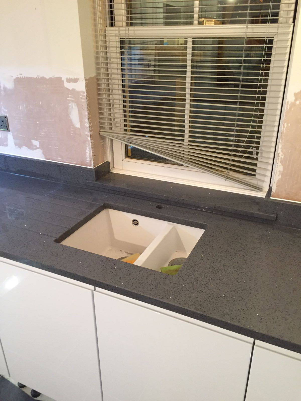 kitchen sink options rock and co granite ltd