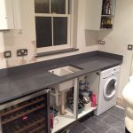 grigio scuro stella urban quartz kitchen worktops