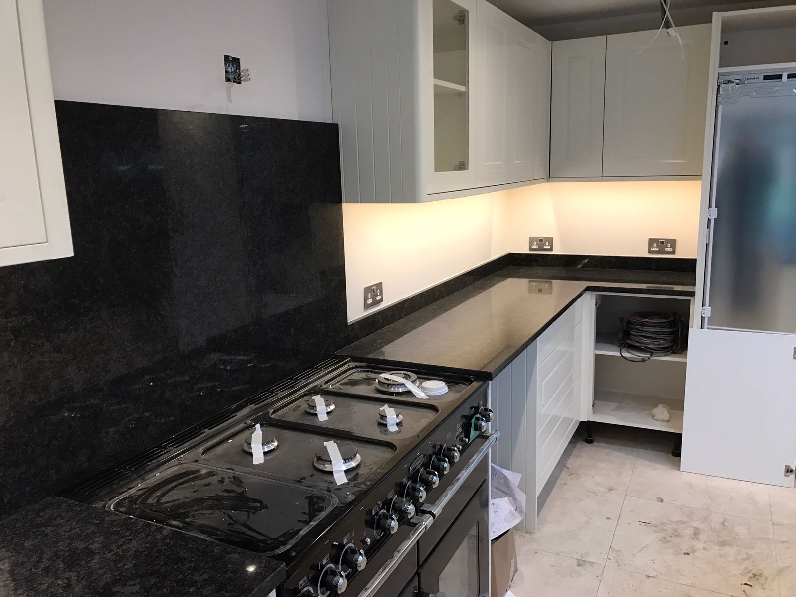Steel Grey Granite By Rock Co Rock And Co Granite Ltd