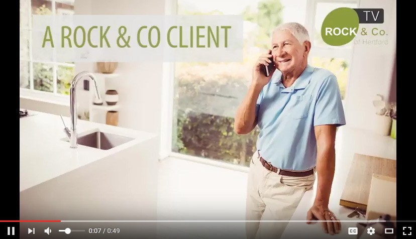 rock and co client calling in