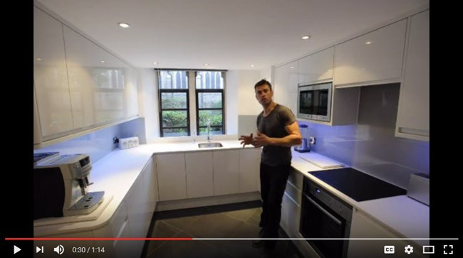 mr parsons video testimonial for rock and co quartz bianco puro