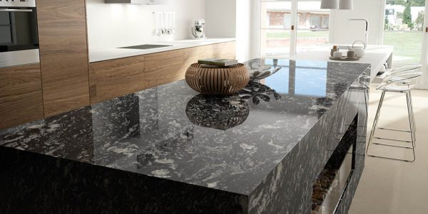 sensa granite indian black