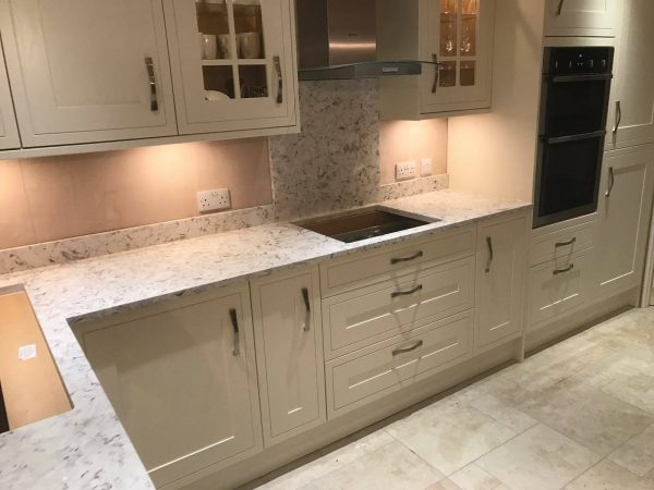 bianco foresta urban quartz kitchen worktops by rock and co