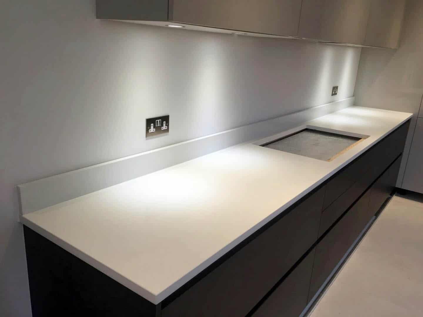 Bianco Marmo Suprema - Potters Bar - Rock and Co Granite Ltd