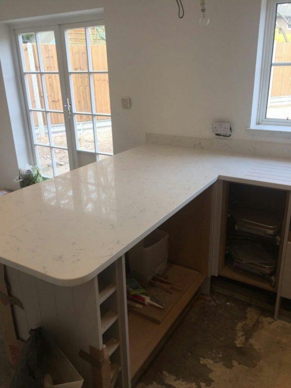 Carrara Quartz – London