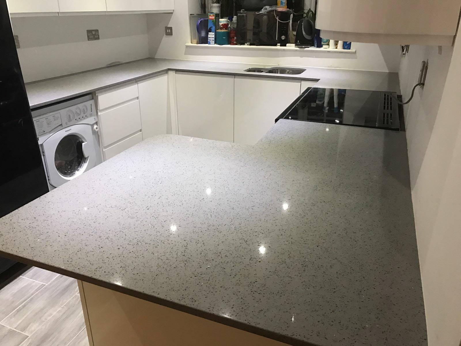 Kitchens Light Grey