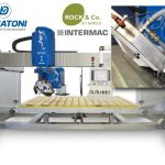 intermac JET 625 cnc stone mill