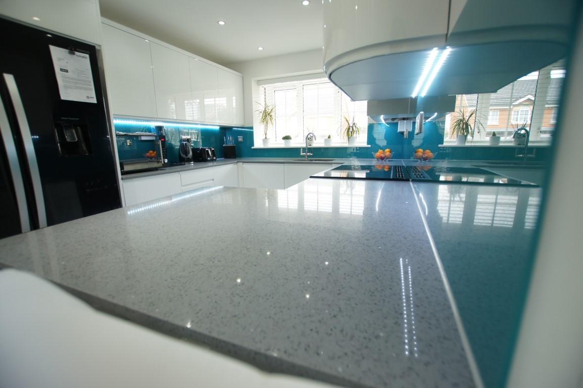 Spotlight Ideas for the Kitchen - Rock and Co Granite Ltd