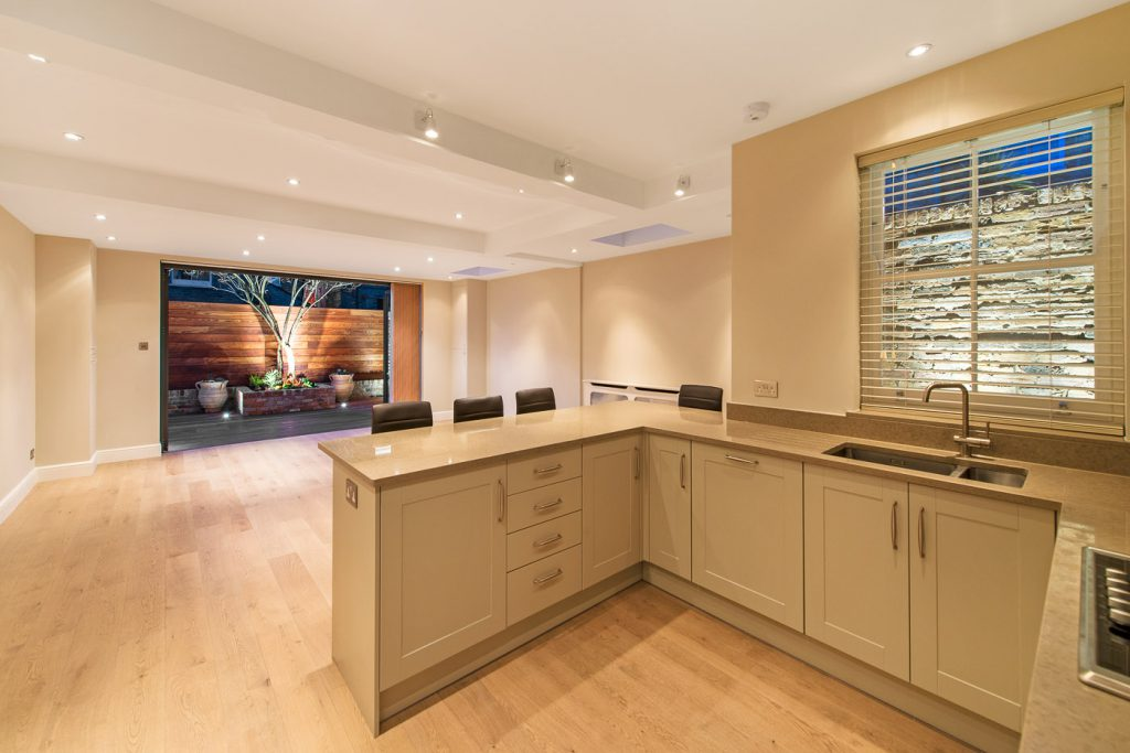 Colour Schemes For A North Facing Kitchen Rock And Co
