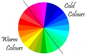 cool colour chart