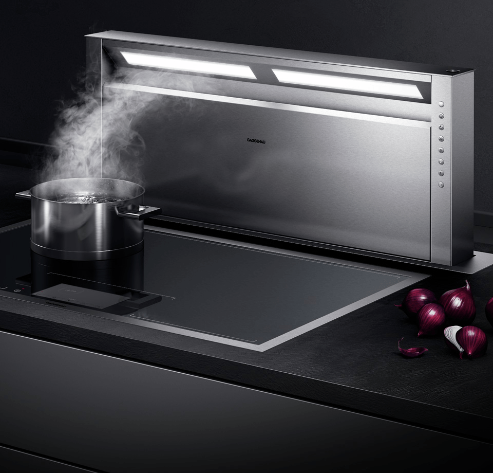 gaggenau table extractor