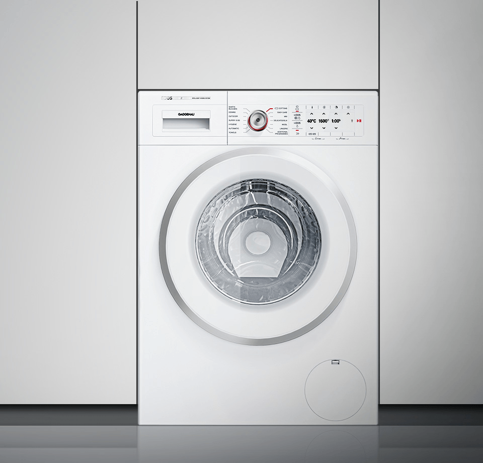 gaggenau washing machine