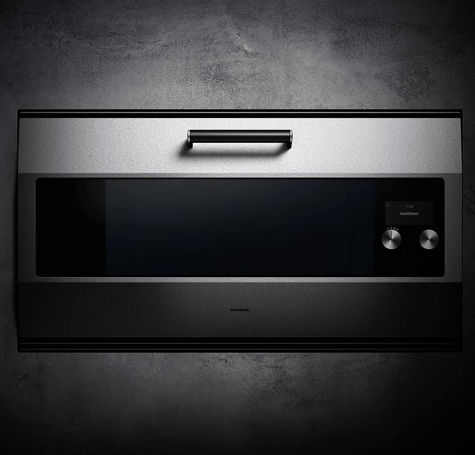 gaggenau steam ovens