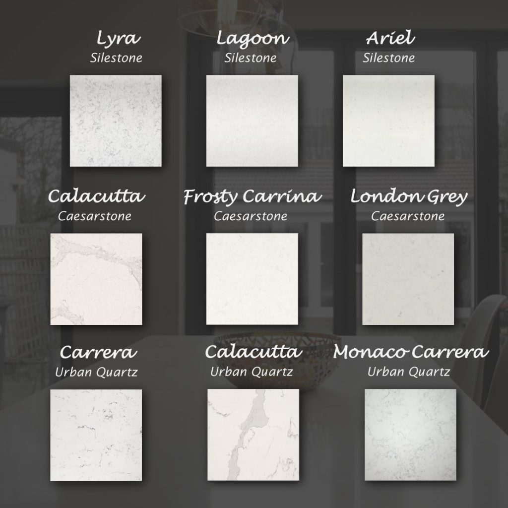 quartz alternatives to carrara marble