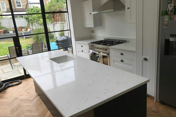 carrera quartz worktops london