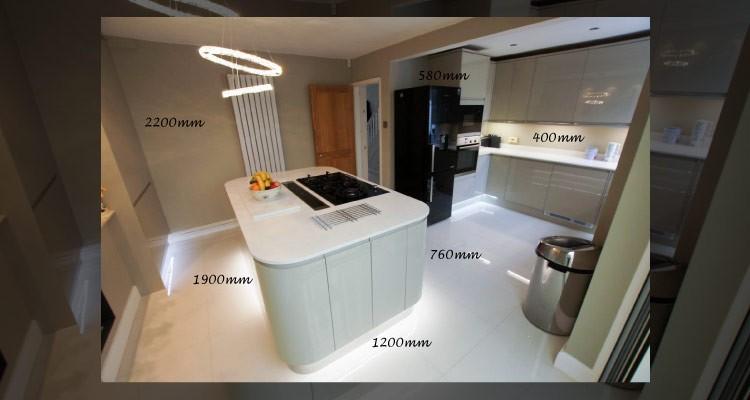 Kitchen Dimensions the Basics