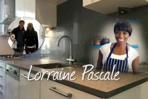 lorraine pascale rock and co quartz worktops