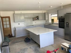 bianco stella white starlight quartz worktops
