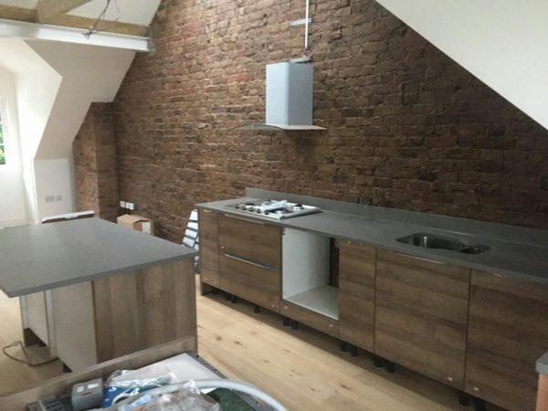 Concreto Seta – Brondesbury, London