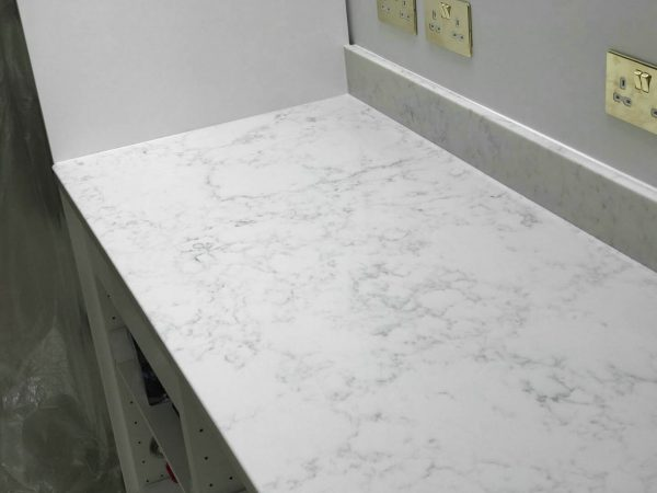 monaco carrera white carrara marble quartz