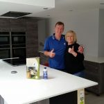 bianco stella quartz worktops high wycombe