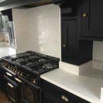 carrera quartz worktops chigwell in handmade kitchen