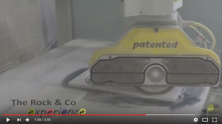 Watch our CNC saw cutting radius curves