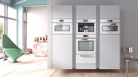 miele oven technology
