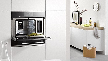 Give Your Kitchen a Boost with a Miele Steam Oven